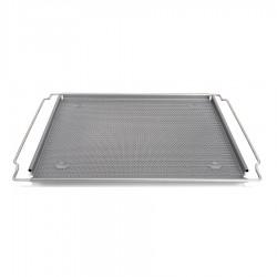 Bakplaat Geperforeerd Silver-Top Verstelbaar 38 x 35 cm - Patisse