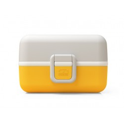 Tresor Bento LunchBox Kids Mosterdgeel - MonBento
