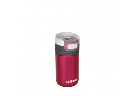 Etna Thermosbeker 3-in-1 Lid 300 ml Raspberry Roze  - Kambukka