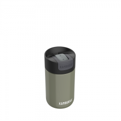 Olympus Travel Mug Isotherme Hermétique 300 ml Champagne