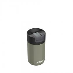 Olympus Travel Mug Isotherme Hermétique 300 ml Champagne  - Kambukka