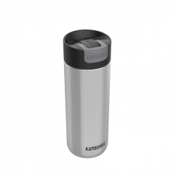 Olympus Travel Mug Isotherme Hermétique 500 ml Inox