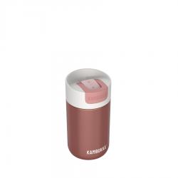 Olympus Travel Mug Isotherme Hermétique 300 ml Misty Rose