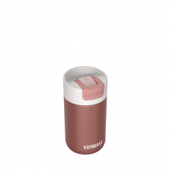 Olympus Travel Mug Isotherme Hermétique 300 ml Misty Rose  - Kambukka