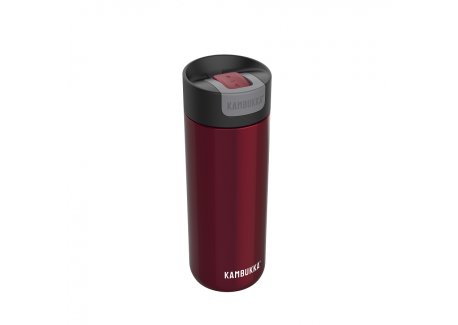 Olympus Thermosbeker Switch Lid 500 ml Rood - Kambukka
