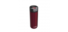 Olympus Travel Mug Isotherme Hermétique 500 ml Rouge