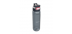Elton Waterfles 3-in-1 Lid 1 l Graphite Grijs
