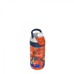 Lagoon Kids Waterfles Spout Lid 400 ml Flying Superboy  - Kambukka