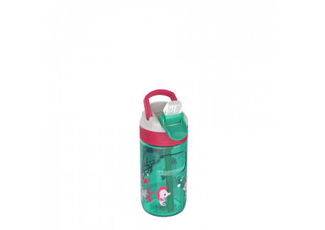 Lagoon Kids Waterfles Spout Lid 400 ml Ocean Mermaid  - Kambukka
