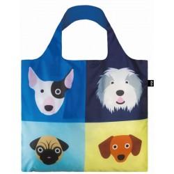 Opvouwbare Herbruikbare Tas Honden - LOQI