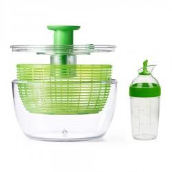 Essoreuse à Salade 4.6 l + Shaker Vinaigrette 250 ml