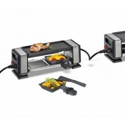 Vista2 Plus Appareil à Raclette (2 pers) - Kuchenprofi