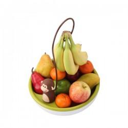 Monkey Corbeille à Fruits avec Porte Bananes  - Joie