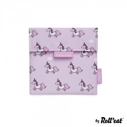 Sac à Collation Snack n Go Kids Licorne  - Roll Eat