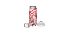 Reno Insulated Bouteille Isotherme Hermétique 500 ml Flower