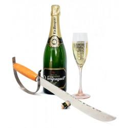 Sabre à Champagne - Vin Bouquet