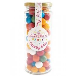 Bubble Gum Hervulling voor Snoepautomaat - Scrapcooking