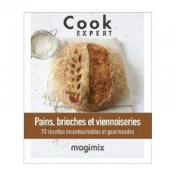 Pains, Brioches et Viennoiseries - Recettes au Cook Expert