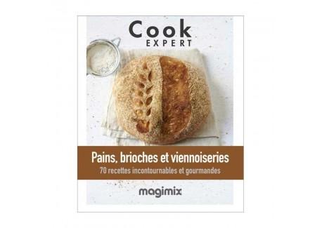 Pains, Brioches et Viennoiseries - Recettes au Cook Expert  - Magimix