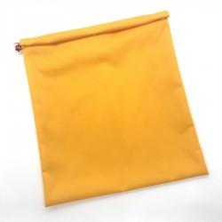 Herbruikbare Vrieszak Large Geel 33 x 27 cm  - Flax - Stitch