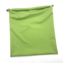 Herbruikbare Vrieszak Large Groen 33 x 27 cm  - Flax - Stitch