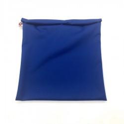 Herbruikbare Vrieszak Medium Blauw 27 x 24 cm  - Flax - Stitch