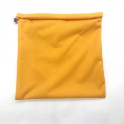 Herbruikbare Vrieszak Medium Geel 27 x 24 cm  - Flax - Stitch