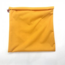 Sac Congélation Réutilisable Medium Jaune 27 x 24 cm  - Flax - Stitch