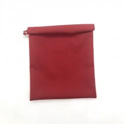 Herbruikbare Vrieszak Small Rood 20 x 15 cm  - Flax - Stitch
