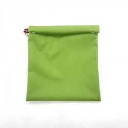Herbruikbare Vrieszak Small Groen 20 x 15 cm  - Flax - Stitch