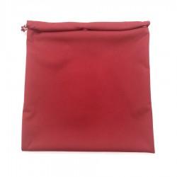 Herbruikbare Vrieszak Medium Rood 27 x 24 cm  - Flax - Stitch