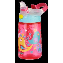 Gizmo Flip Kids Gourde 420 ml Oiseaux  - Contigo