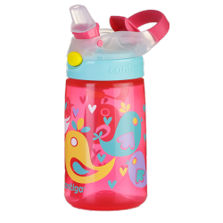 Gizmo Flip Kids Waterfles 420ml Birds  - Contigo