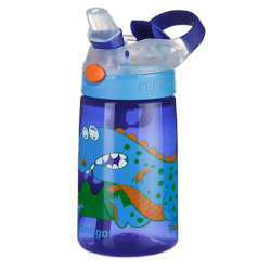 Gizmo Flip Kids Waterfles 420ml Dino  - Contigo