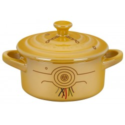 Ministoofpannetje C-3P0 Star Wars Limited Edition - Le Creuset