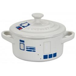 Mini Cocotte R2-D2 Edition Limitée Star Wars  - Le Creuset