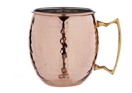 Moscow Mug Cuivré Martelé 45 cl  - Cosy Trendy