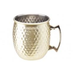 Moscow Mug Doré Martelé 45 cl  - Cosy Trendy