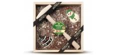 Melk Chocolade Sneeuwman met Hamer 400 g