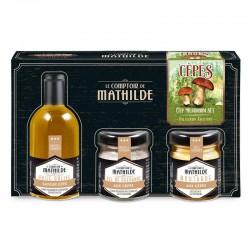 Coffret Découverte Cèpes  - Comptoir de Mathilde