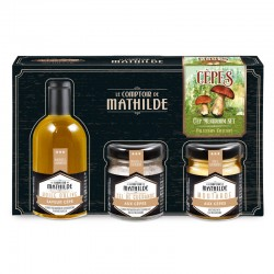 Eekhoorntjesbrood Box  - Comptoir de Mathilde