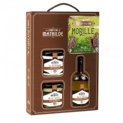 """Coffret """"Il Etait Une Fois la Morille""""  - Comptoir de Mathilde"""
