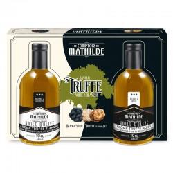 Zwarte en Witte Truffel Box  - Comptoir de Mathilde