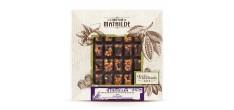 Mendiant Noir Myrtilles et Noix de Pécan Caramélisées 240 g