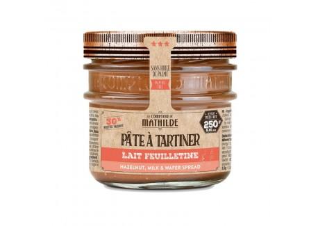 Pâte à Tartiner Chocolat Noisette Feuilletine 250 g - Comptoir de Mathilde