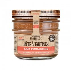 Pâte à Tartiner Chocolat Noisette Feuilletine 250 g