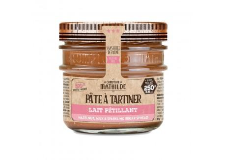 Pâte à Tartiner Chocolat Noisette Pétillant 250 g - Comptoir de Mathilde