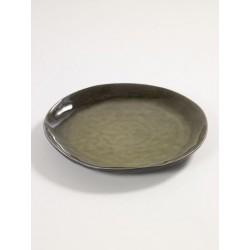 Pascale Naessens Pure Assiette Ronde 28 cm Vert - Serax