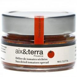 Délice Tomates Séchées 90g  - Aix & Terra