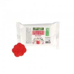Suikerpasta Bio Rood 250 g  - Cerf Dellier